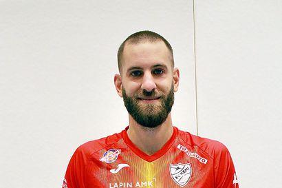 FC Kemi vahvisti pudotuspeleihin rivejään Uruguayn maajoukkuepelaajalla