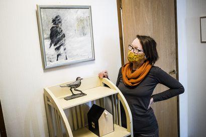 Taidetta koteihin: Reipas Ruuna hurmasi läänineläinlääkärin