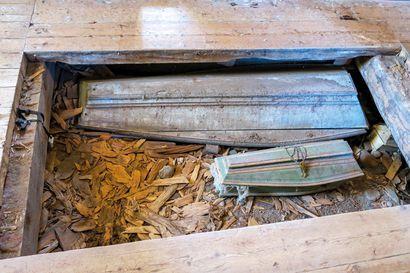 Pohjois-Pohjanmaan museolla avataan vainajista kertova näyttely –  esillä hautalöytöjä muun muassa Oulun tuomiokirkon ja Hailuodon vanhan kirkon kaivauksilta