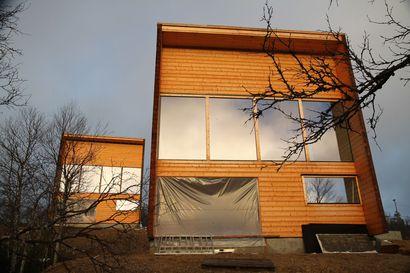 Kaunispään rinteille nousee kymmeniä kuutioita – Korona katkaisi hollantilaisyhtiön rakennustyöt, mutta töiden vakuutetaan jatkuvan