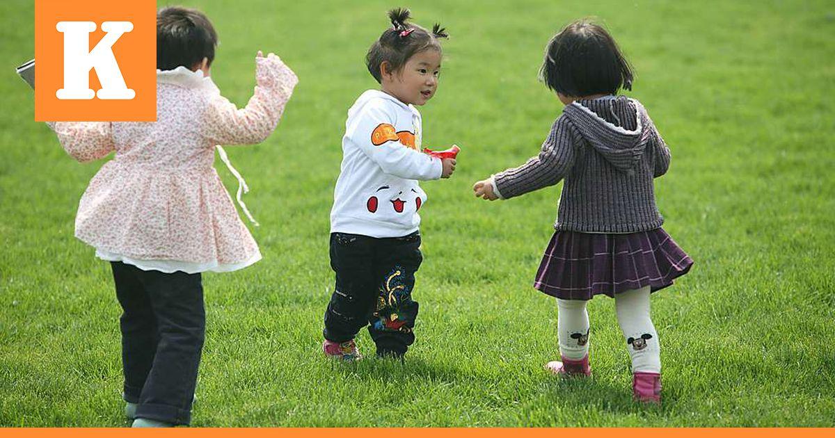 Kiina Yhden Lapsen Politiikka