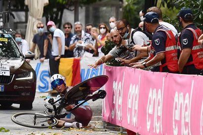 Jaakko Hänniselle pitkä jatkosopimus AG2R La Mondiale -joukkueeseen