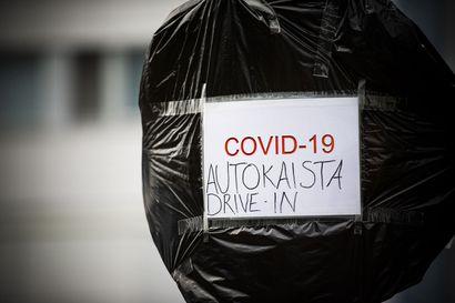 Oulussa todettu maanantaina seitsemän uutta koronatartuntaa – koronaviruksen ilmaantuvuusluku kaupungissa nyt 196,2