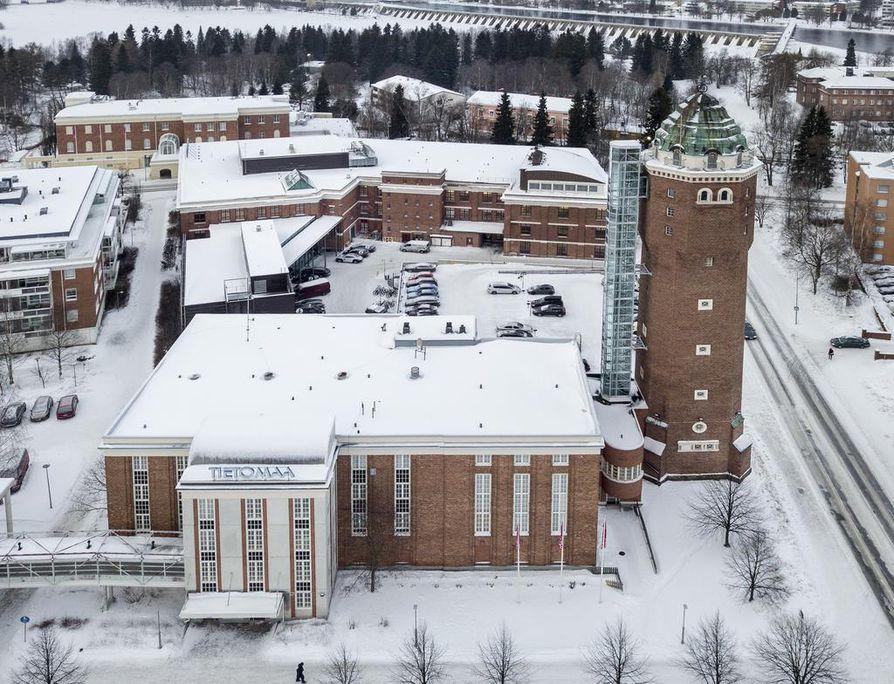 Ouluun kaavaillaan kokonaan uutta museo- ja tiedekeskus Luuppia, joka olisi samalla kaupunkilaisten kohtaamis- ja ajanviettopaikka.