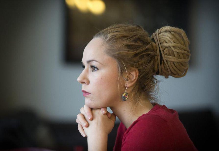 Hanna Sarkkinen ei lähde tavoittelemaan puolueensa puheenjohtajuutta.