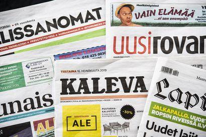 Kaleva Median yt-neuvottelut päättyivät, muutosten seurauksena irtisanotaan enintään 9 henkilöä