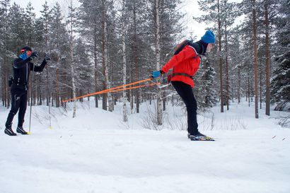 Korona tuo välivuoden – perinteikästä Rajalta rajalle -hiihtoa ei järjestetä ensi maaliskuussa