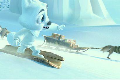 Arvio: Arktinen animaatio napaketun seikkailuista jättää katsojansa kylmäksi