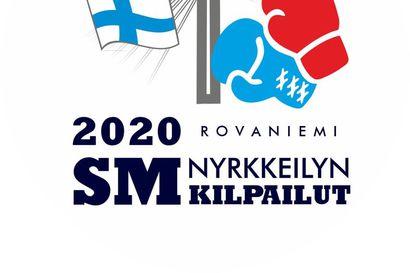 Rovaniemen SM-nyrkkeilyt siirtyvät myöhemmäksi