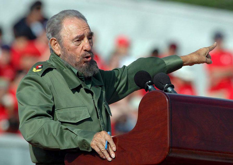 Kuuban pitkäaikainen johtaja Fidel Castro kuoli 90 vuoden iässä.