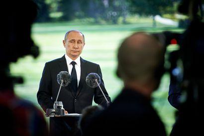 Venäjä on moitteensa ansainnut, eikä Suomikaan voi enää vaieta itänaapurinsa ihmisoikeuksista