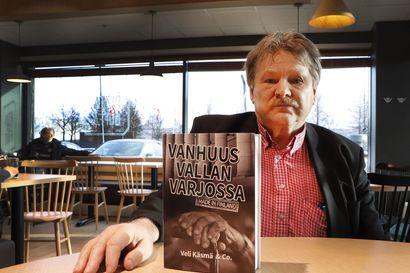 """Haamuhoitajia ja vastuun väistämistä - Taivalkoskinen Veli Käsmä pureutuu uutuuskirjassaan vanhustenhoitoon: """"Ei hyvältä näytä"""""""