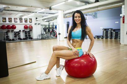 Paneelilkeskustelu: torniolaiset fitnessurheilijat vastaavat yleisön kysymyksiin harjoittelusta ja ravinnosta