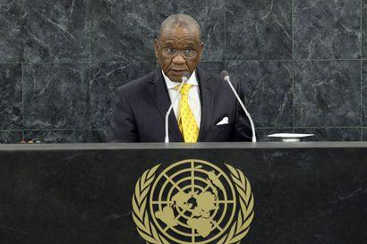 Lesothon pääministeri eroaa – uraa varjostivat entisen vaimon murha ja poliittinen juonittelu