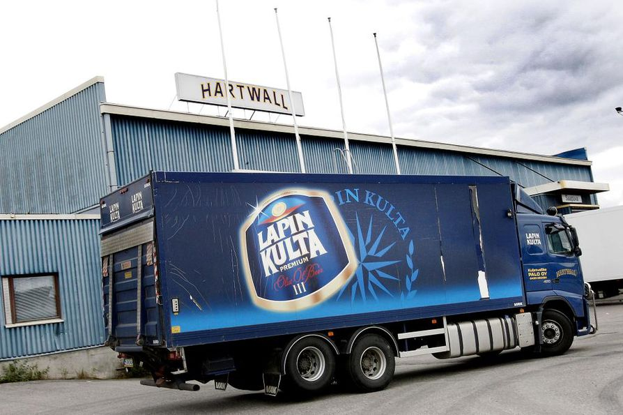 Kaljankuljetus, olutkuljetus, panimotuotteiden kuljetus, Kuljetusliike Palo Oy,  Oluenjakelu