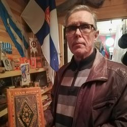 Kotiseuturakkaus, rakkaus isänmaahan, lähimmäisenrakkaus — vastikään 70 täyttäneen Seppo Karppisen arvot ovat näkyneet läpi elämän työssä ja vapaalla