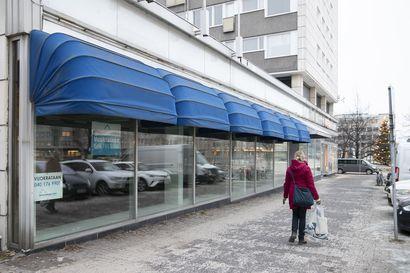 Koronan isku tuntuu - keskustan yrittäjät Oulussa miettivät jatkoa