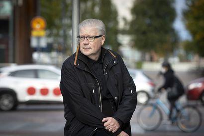 Pohjoisen liikennekulttuurissa on tapahtunut paljon kehitystä, mutta Ruotsissa ollaan edelleen valovuosia edellä, sanoo Liikenneturvan aluepäällikkö Rainer Kinisjärvi
