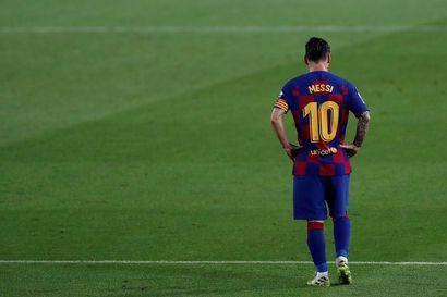 """Mestaruus karkasi, Lionel Messi puhui suunsa puhtaaksi – """"Olemme olleet erittäin heikkoja"""""""