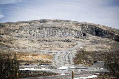 LKAB avaa Mertaisen kaivoksen – Rautamalmin hintakehitys muutti Ruotsin kaivosyhtiön suunnitelmia