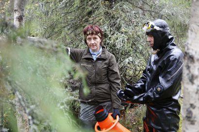 Pudasjärveläinen Pirkko-Liisa Luhta palkittiin Vuoden vesistökunnostaja -palkinnolla – Metsähallituksen luontopalvelut kehittänyt Iijoella menetelmiä, jotka käytössä koko maassa
