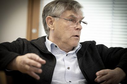 """Kemiläinen yrittäjä Mikko Kurtti ei suostu uskomaan, että etelä elättää pohjoista: """"Lappilaisten pitäisi ryhtyä yhdensortin skottilaisiksi eikä suostua siirtomaasuomalaisiksi"""""""