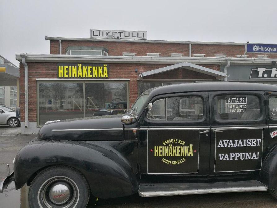 Heinäkenkä Oulu