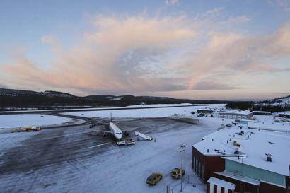Talven pakkasennätys on rikottu tänään sekä Inarissa että Utsjoella