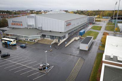 Raksilan jäähallin nelivuotinen remontti tuli päätökseensä – hintalapuksi perusparannukselle tuli noin 5,3 miljoonaa euroa