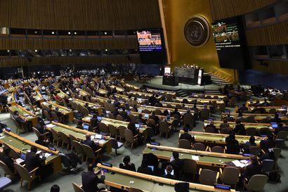 YK:n yleiskokouksen yhdeksi pääteemaksi ennakoidaan ilmastonmuutosta, mutta kansainväliset konfliktit saattavat viedä huomion