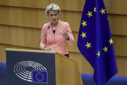 Perusteltuja tavoitteita Ursula von der Leyen, nyt ne pitäisi vain punnertaa toimiksi – ja se törmää usein jäsenmaiden taktikointiin