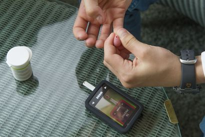 Pienten lasten diabetes-diagnoosit ovat vähentyneet Suomessa