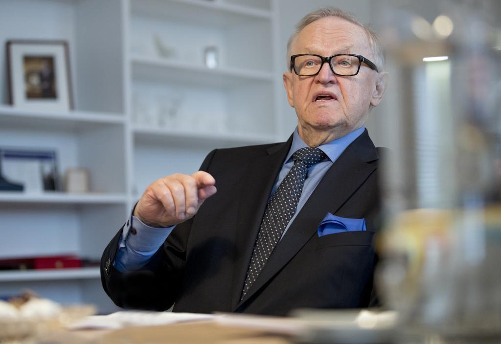 Outojen hommien mies Oulusta – Presidentti Martti Ahtisaari täyttää tänään 80 ... - Kaleva.fi