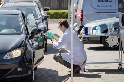 Hollantilaisen vasta-ainetutkimuksen mukaan sadattuhannet hollantilaiset olisivat sairastaneet koronaviruksen