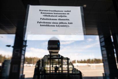 Finnair aloittaa ensin 7 viikkovuorolla - marraskuussa tarjonta tuplaantuu
