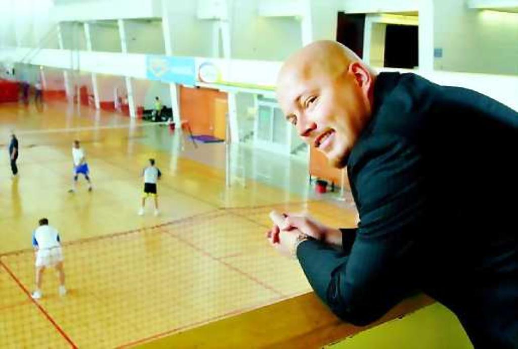 Uusi liikuntajohtaja odottaa innolla muuttoa Ouluun  Oulu  Kaleva fi