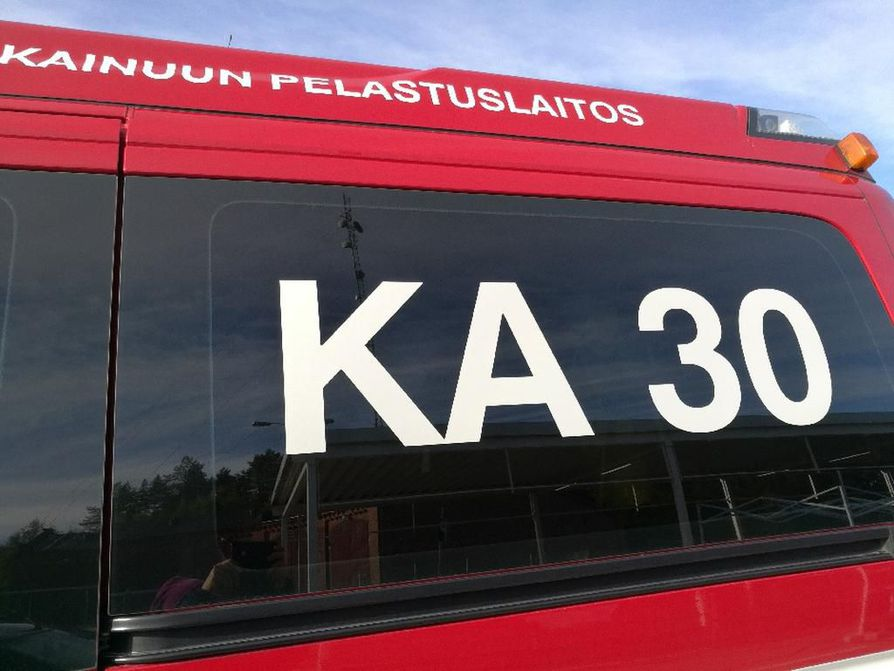 Hätäkeskus sai hälytyksen eläimen pelastamisesta kello 10.45 tiistaiaamuna Kuhmon Nuolijärvellä. Kuvituskuva.