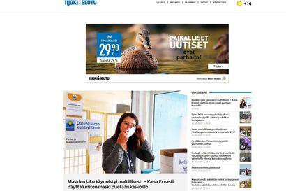 Iijokiseutu.fi on uudistunut ja sisällön määrä kasvanut – näin verkkosivusto muuttui