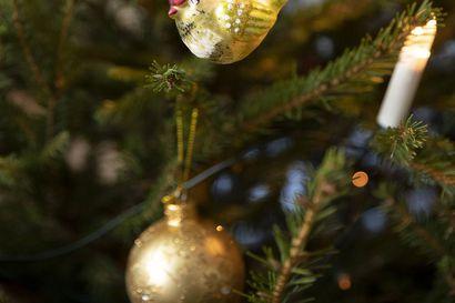 """Hailuotolaiset kahdeksaluokkalaiset Venla ja Lumi toivovat hyvää joulua koronasta huolimatta: """"Jokainen voi omalla tavallaan miettiä, miten voisi viettää tätä joulua mahdollisimman mukavasti"""""""