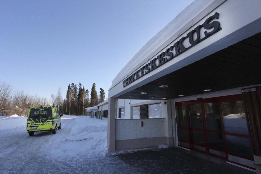 Wuhanilaisturistit ovat olleet eristettyinä Ivalon terveyskeskuksessa.