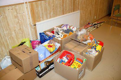 Rimminkankaalla järjestetään keskiviikkona tavarakeräys pakolaisperheille
