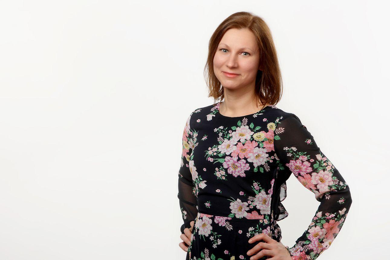"""Johanna Hautala tutkii tekoälyä ja tähtää professoriksi: """"Koin valaistumisen, kun ymmärsin, että voin keksiä mitä kysymyksiä tahansa ja pystyn myös etsimään niihin vastauksia."""""""
