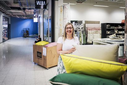 """Rovaniemen kauppakeskusten yhdyskäytävää ei kuulu – """"Asiakkaat eivät löydä liikettä kauppakeskuksen perältä"""""""