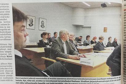 Vuosien takaa: Säästöohjelma kuumensi tunteita Vihannissa 10 vuotta sitten – Vartijat turvasivat valtuuston kokousta