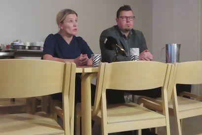 Turistit hakeutuivat hoitoon Ivalossa