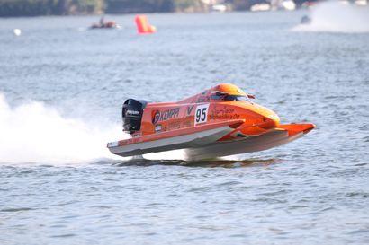F1-vene tulee Tervolan kesätapahtumaan–yrittäjät päättivät järjestää ohjelmaa perutun Ämpäripää-tapahtuman tilalle