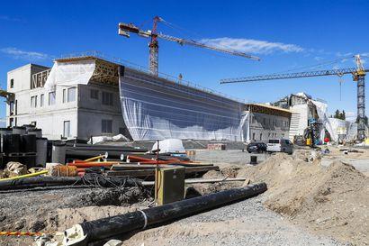 Lapin avi myönsi 480 000 euroa liikuntapaikkarakentamiseen