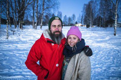 Unelma Lapista -sarjan pariskunta muuttaa takaisin Australiaan, mutta toivoo, että voisi vielä joskus palata Rovaniemelle