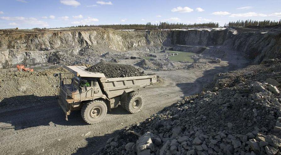 kittilän kaivos työpaikat Naantali