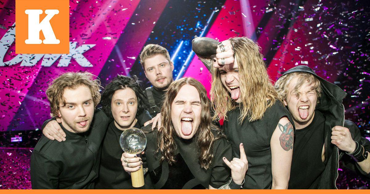 Euroviisuedustajat